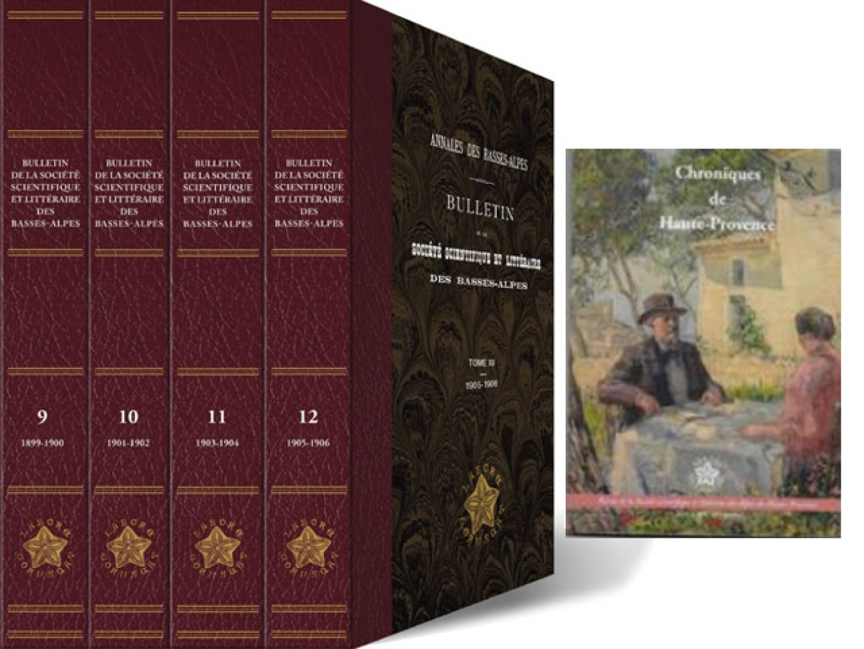 Chroniques de Haute-Provence n° 385