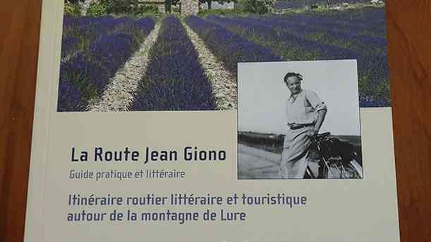 La Route Jean Giono de Jean-Louis Carribou