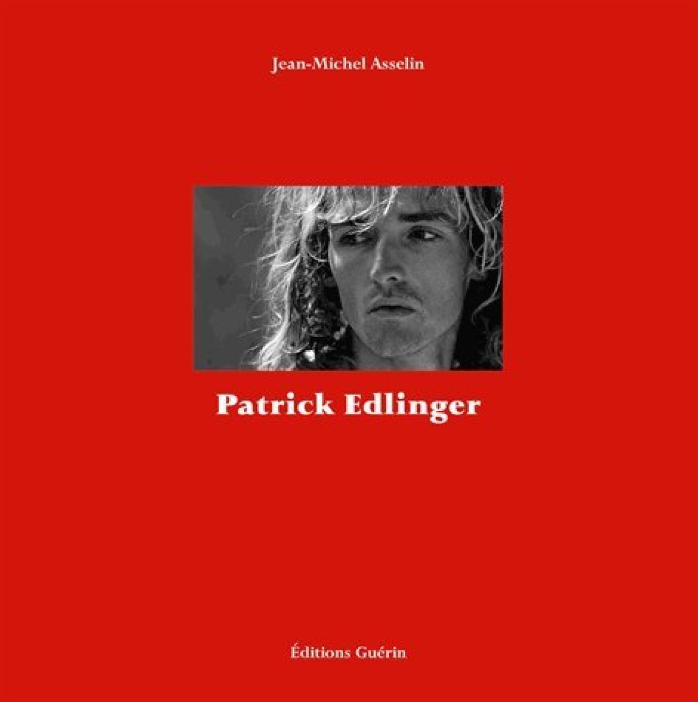 Patrick Edlinger de Jean-Michel Asselin