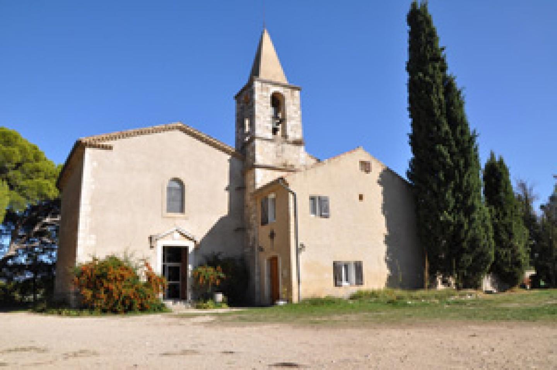 Chapelle Saint-Maxime Riez