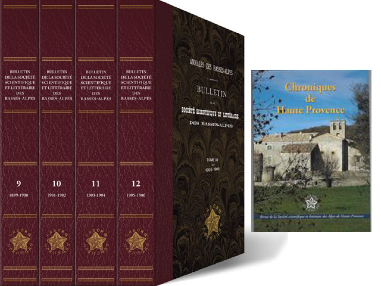 Chroniques de Haute-Provence n° 383