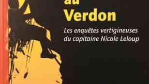 Meurtre au Verdon de Bernard Vaucher