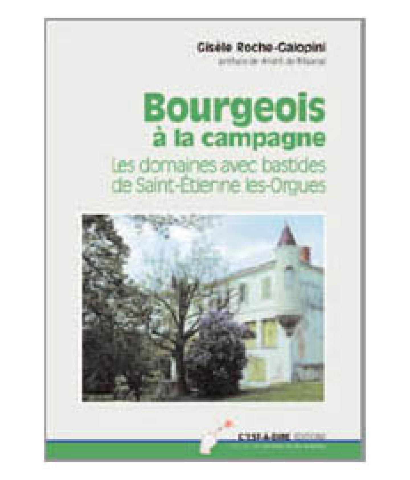 Bourgeois à la campagne de Gisèle Roche-Galopini