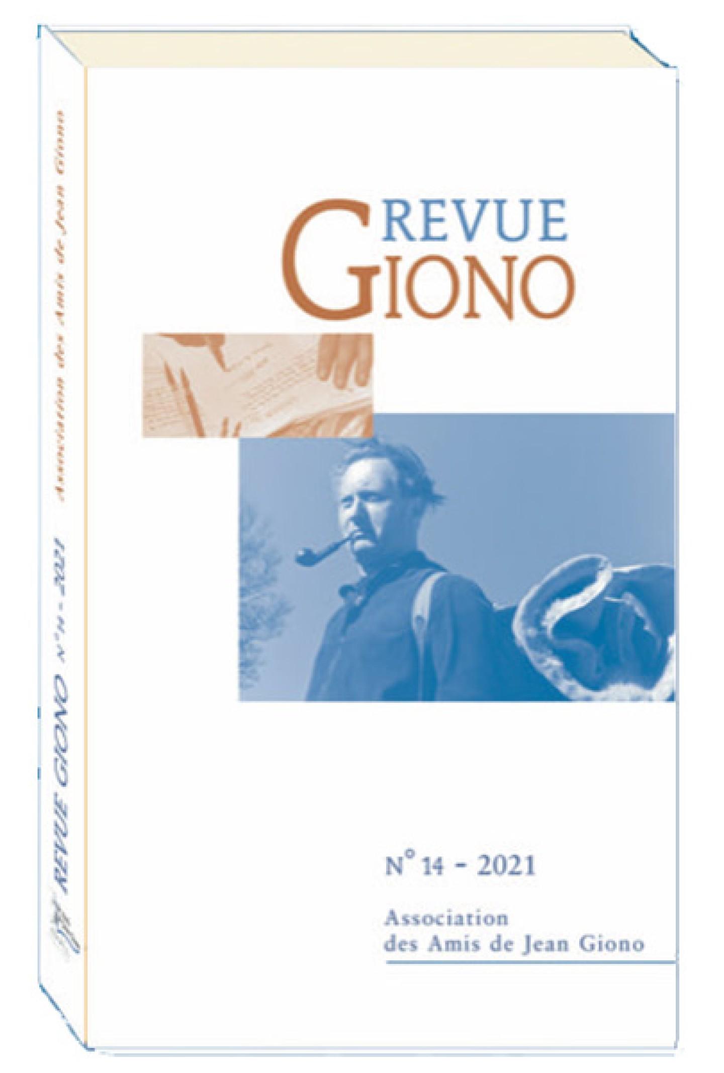 Revue Giono n°14 - 2021