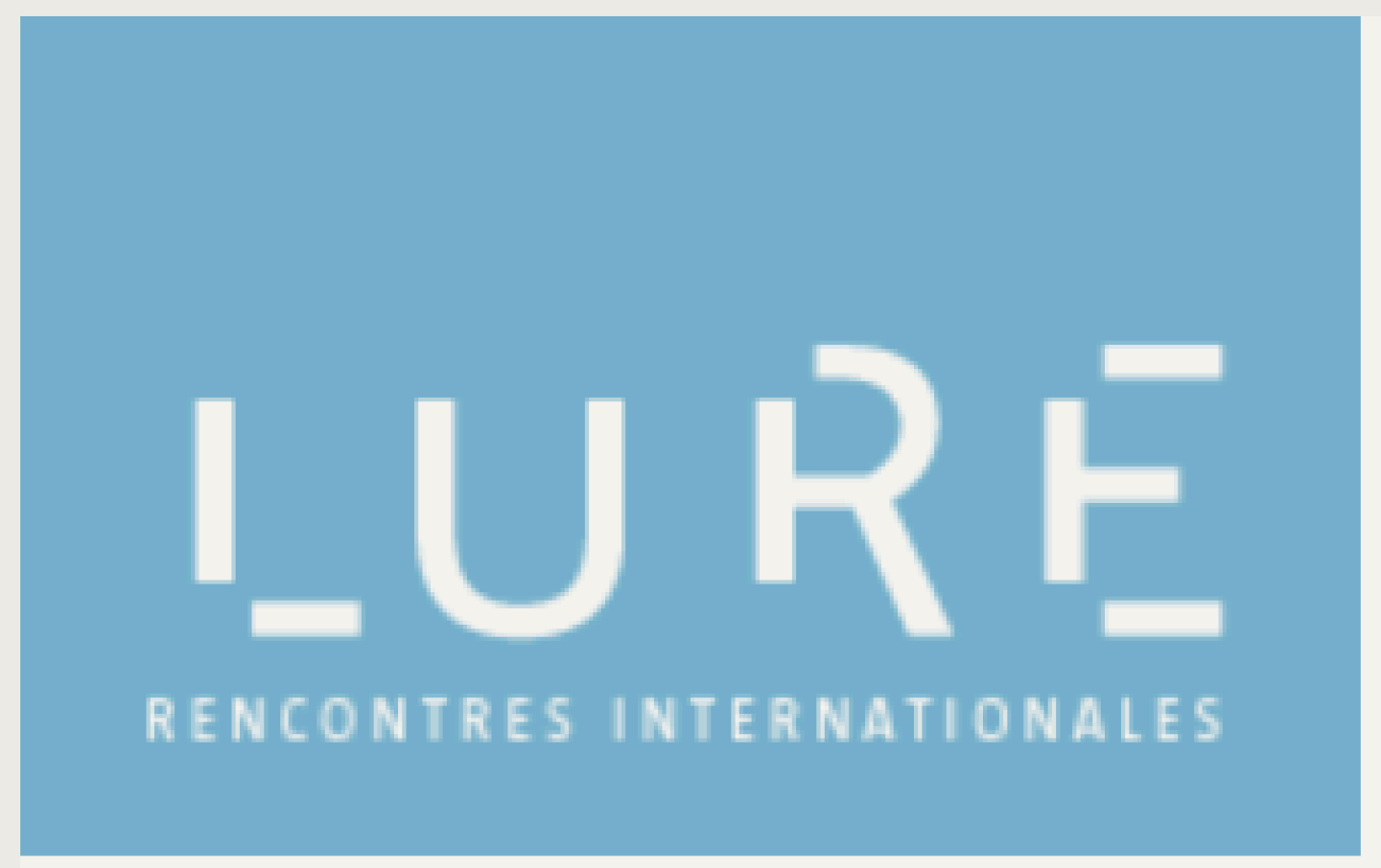 Rencontres internationale de Lure