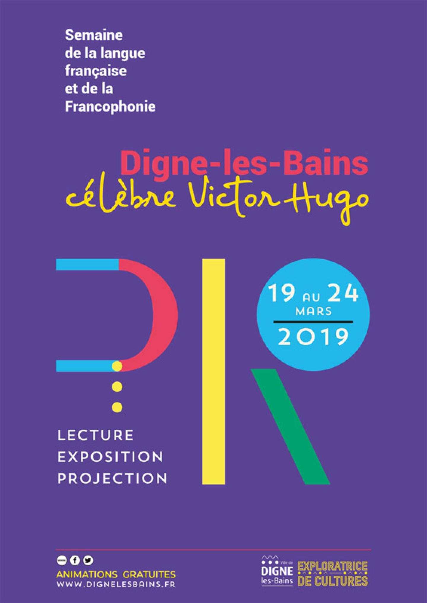 Digne-les-Bains célèbre Victor Hugo et Les Misérables