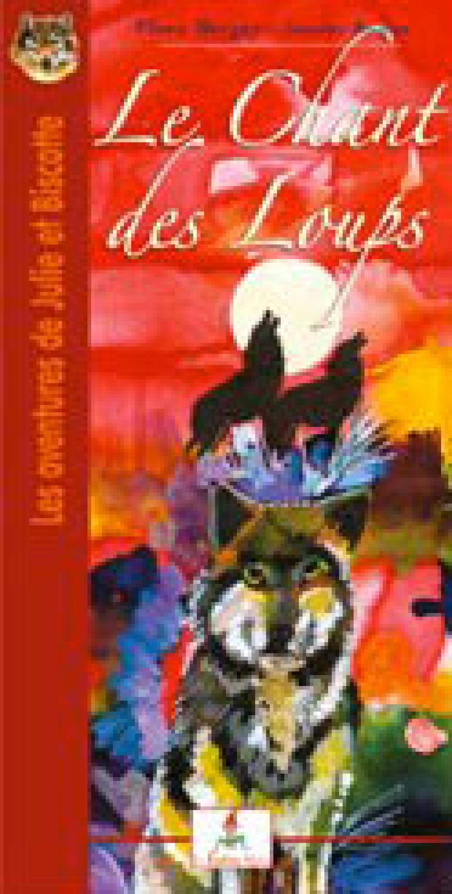 Couverture Le chant des loups de Flora Berger