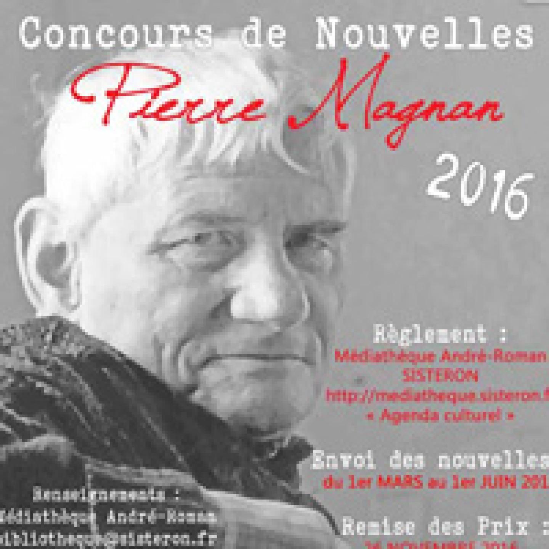 Concours de nouvelles Pierre Magnan