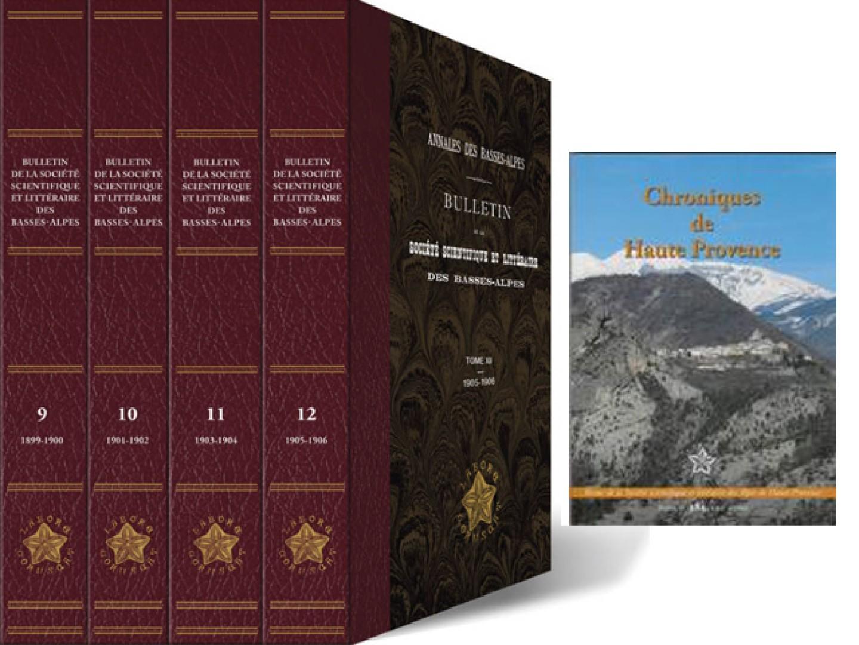 Chroniques de Haute-Provence n°384