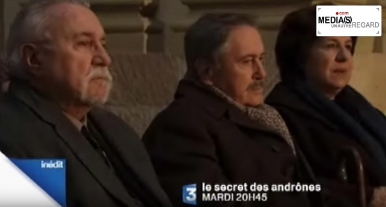 téléfilm Le secret des andrônes de Pierre Magnan