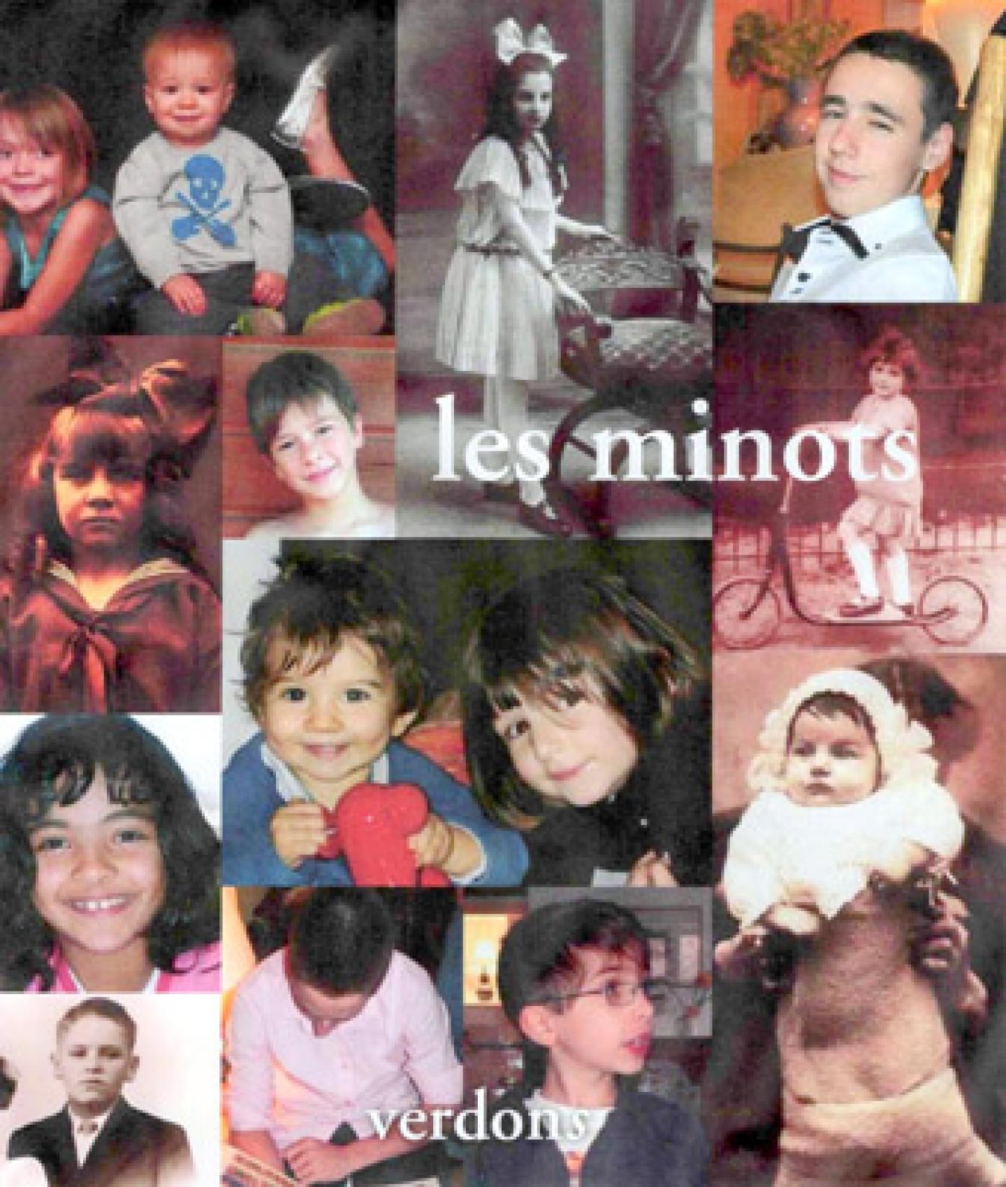 Revue Verdons n° 42 « les minots »
