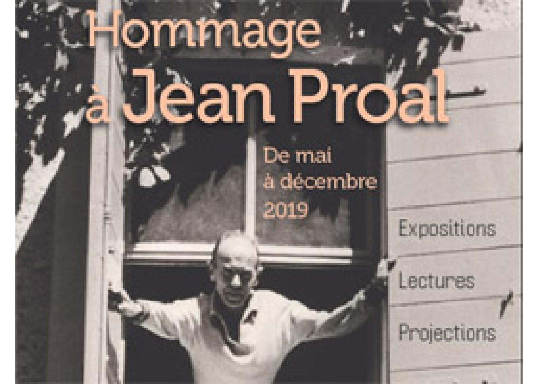Hommage à Jean Proal